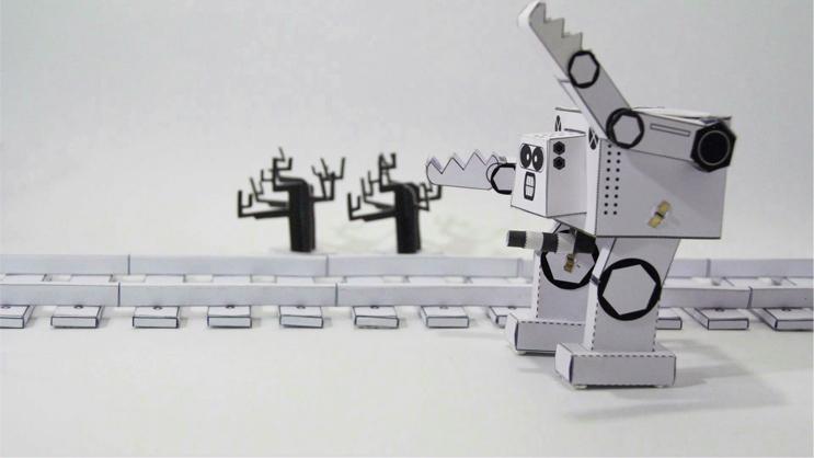 Aperçu de «Ed n'Robot 2 Archh»