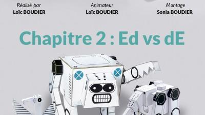 Aperçu de «Chapitre 2: «Ed» vs «dE»»