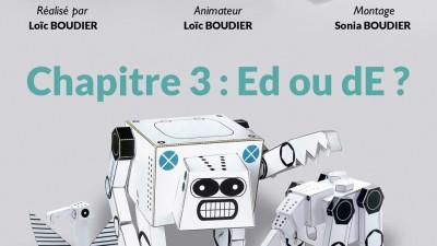 Aperçu de «Chapitre 3: «Ed» ou «dE» ?»