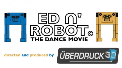 Aperçu de « Ed n'Robot Dance Movie »