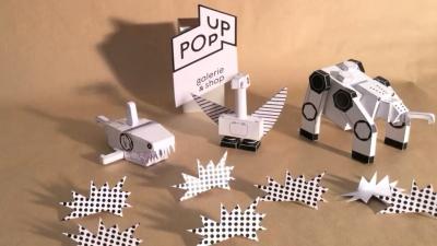 Aperçu de «Pop Up Galerie»