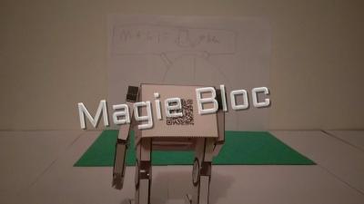 Aperçu de «Magie Bloc»