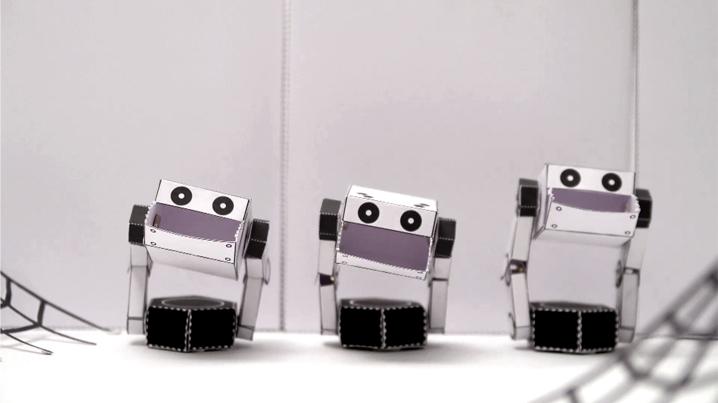 Aperçu de «Ed n'Robot 3 Cocoon»