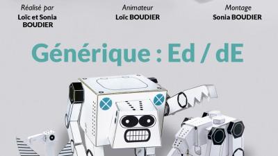 Aperçu de «Générique de la série «Ed/dE»»