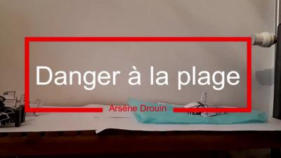 Aperçu de «Danger à la plage»